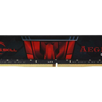G.Skill 8GB Aegis DDR4 1600MHz PC4-25600 CL16 Single Desktop Memory Module