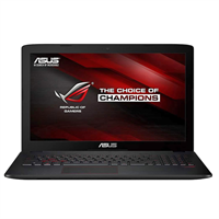 Laptop Asus Gaming GL552VX Core Core i7 6700HQ Ram 8GB SSD 128GB 15.6FHD HDD 1TB VGA GTX 950M