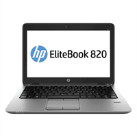 HP Elitebook 820 G1 - i7 4600U / 4GB / SSD 120GB / 12.5""