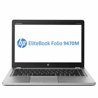 HP Folio 9470m - i7 3687U / 4GB / SSD 120GB / 14""