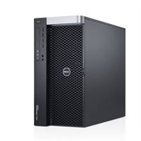 Máy trạm Dell Precision T7600 Workstation 2x Xeon Eight Core E5-2640 / RAM 32GB ECC REG / 120GB SSD +  500GB HDD/ VGA Quadro K2000 2GB/128Bit DDR5