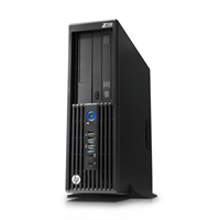 Máy trạm HP Z230 SFF Workstation Core i3 4130 3.4GHz 3MB / RAM 8GB ECC / SSD120 + 500GB HDD / VGA Quadro K600 1GB/128Bit DDR3