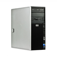 Máy trạm HP Z400 Workstation Xeon W3565 / RAM 8GB / SSD 128 / HDD 500GB / NVIDIA Quadro 2000
