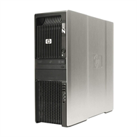 Máy trạm HP Z600 Workstation 2x Xeon E5620  / RAM 16GB ECC / 120GB SSD + HDD 500GB / VGA Quadro 2000 1GB 128Bit