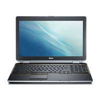 "Dell Latitude E6520 - i7 2640M / SSD 120GB / 15.6"" / HD Grapics + NVidia NVS 4200M"