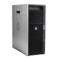 Máy bộ HP Z620 Workstation 2x Xeon E5-2670 / RAM 32GB ECC REG / RAM 240 GB SSD + 1TB HDD / VGA Quadro K4000 3GB/192Bit DDR5