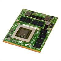 Card VGA Laptop NVIDIA Quadro K3100M / 4GB / GDDR5 / 256 Bit